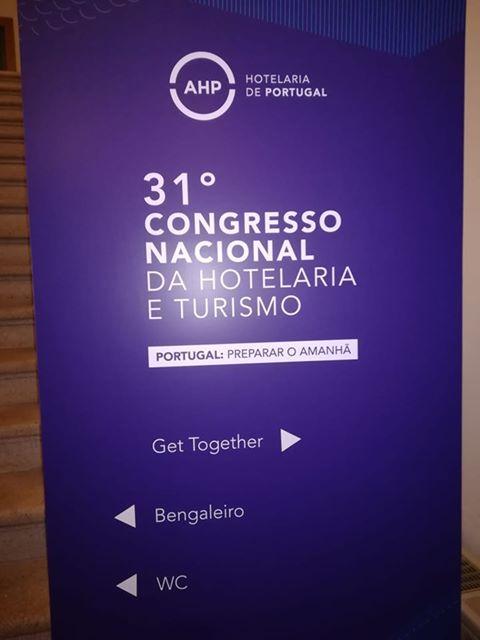 31º Congresso Nacional da Hotelaria e Turismo